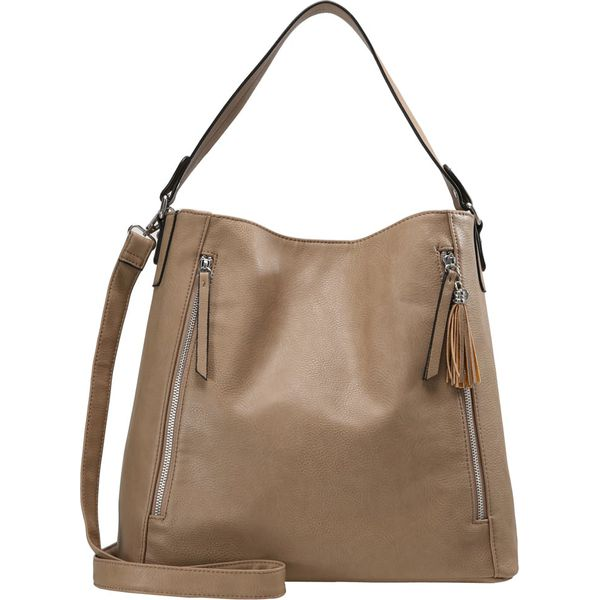 0cfc958132c6d Anna Field Torba na zakupy taupe - Szare torebki klasyczne damskie marki Anna  Field. Za 129