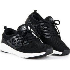 Buty sportowe damskie: AX BOXING Buty damskie materiałowe czarne r. 36
