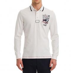 Koszulka polo w kolorze białym. Białe koszulki polo GALVANNI, m. W wyprzedaży za 164,95 zł.