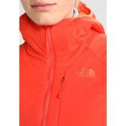 The North Face VENTRIX Kurtka Outdoor red. Różowe kurtki sportowe damskie marki The North Face, m, z nadrukiem, z bawełny. W wyprzedaży za 494,45 zł.