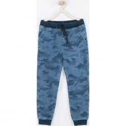 Spodnie. Niebieskie chinosy chłopięce STREET VIBER, z bawełny. Za 79,90 zł.