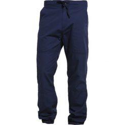 Spodnie męskie: Carhartt WIP MARSHALL COLUMBIA Spodnie materiałowe navy rinsed
