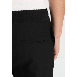 Chinosy męskie: Soulland PINO  Spodnie materiałowe black