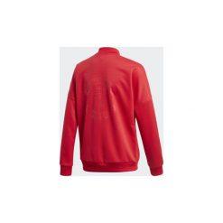 Bluzy dresowe Dziecko adidas  Bluza dresowa Manchester United. Białe bluzy chłopięce marki bonprix, z materiału. Za 114,50 zł.