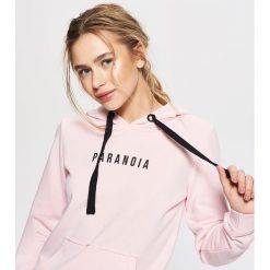 Bluza typu kangurka - Różowy. Fioletowe bluzy męskie marki KIPSTA, m, z elastanu, z długim rękawem, na fitness i siłownię. W wyprzedaży za 39,99 zł.