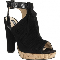 SANDAŁY BLINK 802435-E. Czarne sandały damskie marki Blink. Za 169,99 zł.