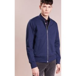 Bluzy męskie: PS by Paul Smith JACKET Bluza rozpinana dark blue