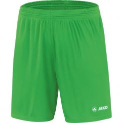 Jako Manchester spodenki - Mężczyźni - miękkie zielone _ 5. Zielone spodenki sportowe męskie Jako, sportowe. Za 38,69 zł.