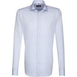 Koszule męskie na spinki: Seidensticker TAILORED FIT Koszula biznesowa blau