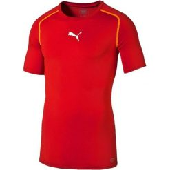 Puma Koszulka męska TB Shortsleeve Shirt Tee M czerwona  r. S. Czerwone t-shirty męskie Puma, m. Za 82,59 zł.