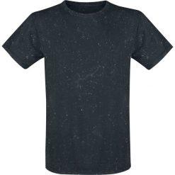 T-shirty męskie: Outer Vision Galaxy Black T-Shirt T-Shirt czarny