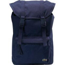 Lacoste Plecak marine/peacoat. Niebieskie plecaki męskie Lacoste. Za 419,00 zł.