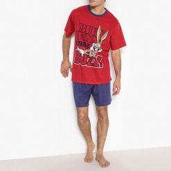Piżamy męskie: Piżama z krótkimi spodenkami, z nadrukiem