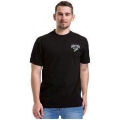 T-shirty męskie z nadrukiem: Meatfly T-Shirt Męski Dragon Fist M Czarny