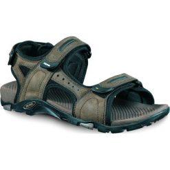 Sandały męskie: MEINDL Sandały męskie Capri brązowe r. 39 (3169)
