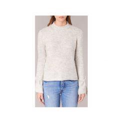 Swetry Vero Moda  ELINA. Białe swetry klasyczne damskie marki Vero Moda, l. Za 143,20 zł.