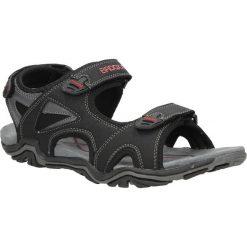 Sandały Casu 9SD9126. Czarne sandały męskie Casu. Za 79,99 zł.