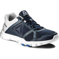 Buty Reebok - Yourflex Train 10 Mt BS9999 Navy/Cloud Grey/Blue/Wht. Niebieskie buty fitness męskie Reebok, z materiału, reebok yourflex. W wyprzedaży za 179,00 zł.
