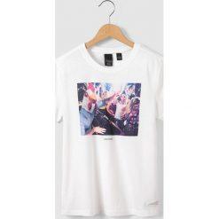 T-shirty chłopięce z krótkim rękawem: T-shirt ze zdjęciem 8-16 lat