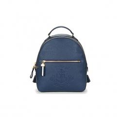 Plecaki Lauren Ralph Lauren  HUNTLEY BACKPACK. Niebieskie plecaki damskie Lauren Ralph Lauren. Za 1229,00 zł.