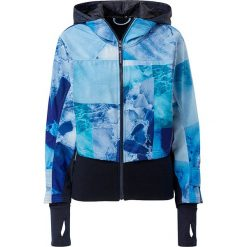 Bomberki damskie: adidas by Stella McCartney Kurtka do biegania legblu