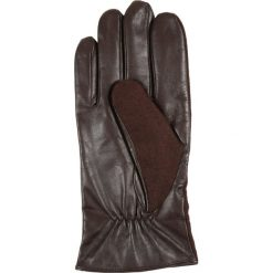 Rękawiczki męskie: Scotch & Soda MIX & MATCH GLOVES Rękawiczki pięciopalcowe brown