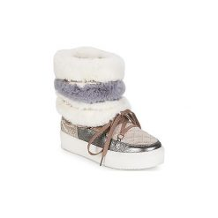 Śniegowce Café Noir  FEBATY. Brązowe buty zimowe damskie Café Noir. Za 469,00 zł.