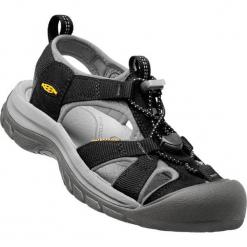Keen Sandały Damskie Venice h2 W Black/Neutral Grey Us 10 (40,5 Eu). Czarne sandały damskie marki Keen. W wyprzedaży za 399,00 zł.