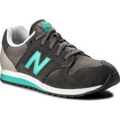 Trampki chłopięce: Sneakersy NEW BALANCE – KL520GGY Szary