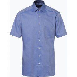 Koszule męskie: Andrew James – Koszula męska niewymagająca prasowania, niebieski