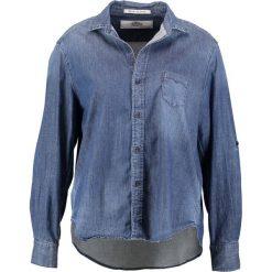 Replay Koszula blue denim. Zielone koszule męskie marki Replay, z bawełny. W wyprzedaży za 364,65 zł.