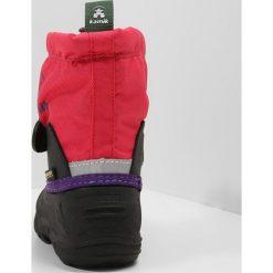 Kamik WATERBUG THERMAL GUARD Śniegowce dro. Czerwone buty zimowe damskie marki Kamik, z materiału. W wyprzedaży za 251,30 zł.