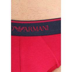 Emporio Armani BRIEF 2 PACK Figi marine/ciliegia. Niebieskie bokserki męskie Emporio Armani, z bawełny. Za 139,00 zł.