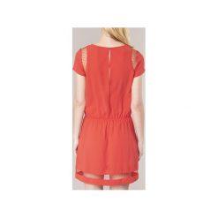 Sukienki krótkie Moony Mood  IRFI. Czerwone sukienki hiszpanki Moony Mood, l, z krótkim rękawem, mini. Za 127,20 zł.