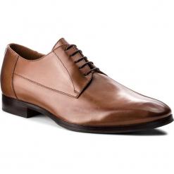 Półbuty GINO ROSSI - Mike MPV611-K32-4300-3300-0 88. Brązowe buty wizytowe męskie Gino Rossi, ze skóry. W wyprzedaży za 399,00 zł.