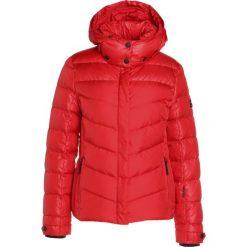 Bogner Fire + Ice SALLY Kurtka snowboardowa fire red. Czerwone kurtki damskie Bogner Fire + Ice, z materiału, narciarskie. Za 1679,00 zł.