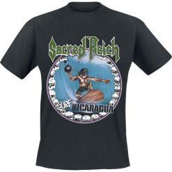 Sacred Reich Surf Nicaragua T-Shirt czarny. Czarne t-shirty męskie Sacred Reich, l. Za 74,90 zł.