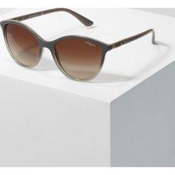 VOGUE Eyewear Okulary przeciwsłoneczne opal grey/gradient grey. Szare okulary przeciwsłoneczne damskie aviatory VOGUE Eyewear. Za 489,00 zł.