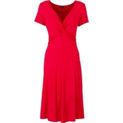 Sukienki: Sukienka dżersejowa bonprix ciemnoczerwony