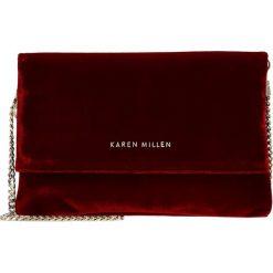 Torebki klasyczne damskie: Karen Millen BROMPTON Torba na ramię red