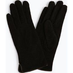 Melkonian - Rękawiczki damskie, czarny. Czarne rękawiczki damskie Melkonian, z wełny. Za 69,95 zł.