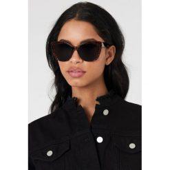 Okulary przeciwsłoneczne damskie: Cheap Monday Okulary przeciwsłoneczne Forever – Brown,Multicolor