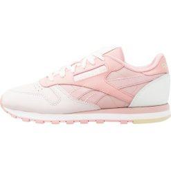 Trampki i tenisówki damskie: Reebok Classic CL LTHR PM Tenisówki i Trampki pale pink/shell pink