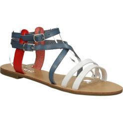 SANDAŁY VINCEZA R15-D-S-595. Brązowe sandały damskie marki Vinceza. Za 49,99 zł.