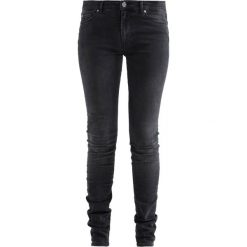 BOSS CASUAL Jeans Skinny Fit grey. Szare jeansy damskie BOSS Casual. Za 549,00 zł.