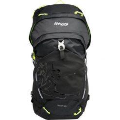 Bergans RONDANE 30L Plecak podróżny black/neon green. Czarne plecaki męskie Bergans, sportowe. W wyprzedaży za 407,20 zł.