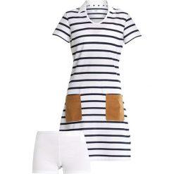 Sukienki hiszpanki: Puma Golf GOLF DRESS Sukienka sportowa bright white/peacoat