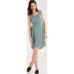 Sukienki hiszpanki: JoJo Maman Bébé Sukienka z dżerseju green