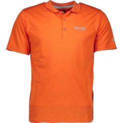 """Koszulki polo: Funkcyjna koszulka polo """"Maverick IV"""" w kolorze pomarańczowym"""