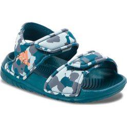 Sandały adidas - AltaSwim I CQ0053 Reatea/Hireor/Ashgre. Zielone sandały chłopięce Adidas, z materiału. Za 99,00 zł.